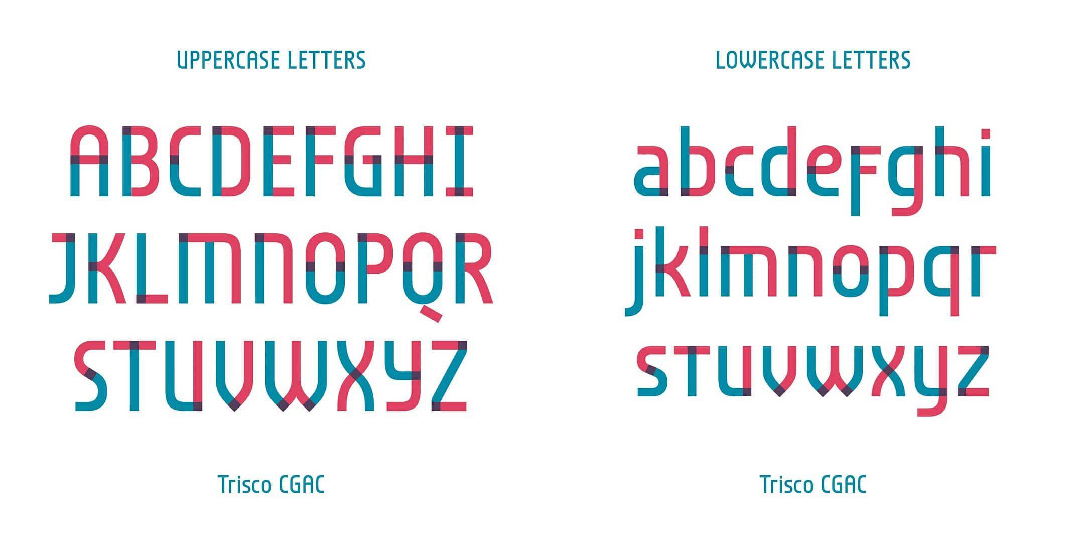 Tipografía de Trisco