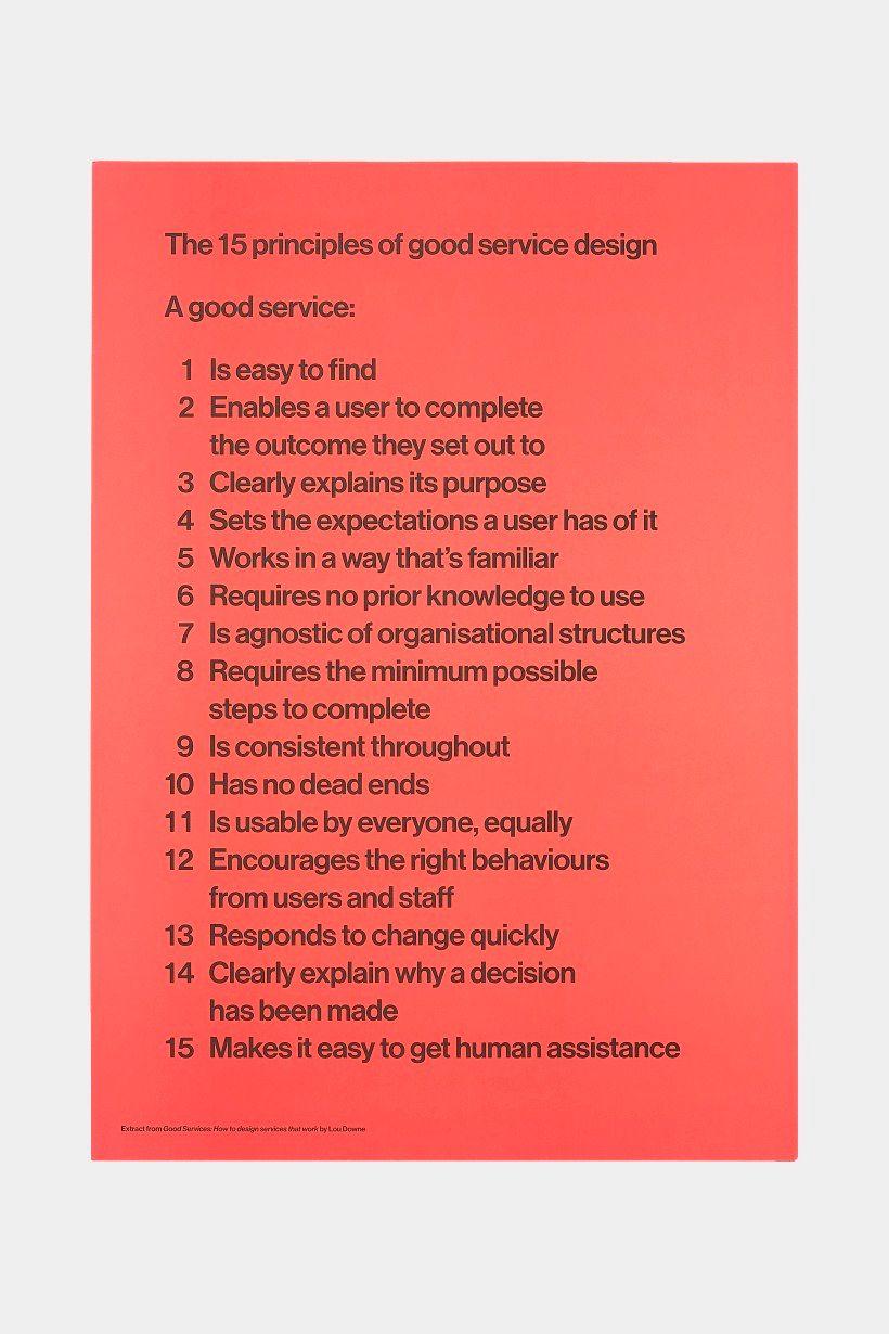 Good Services, un libro de Lou Downe