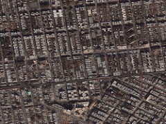 Jackson Heights From Above