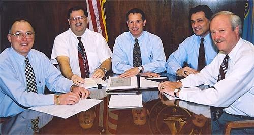 Ocean County Board of Freeholders