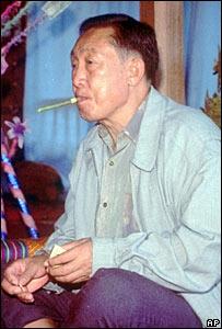 warlord Khun Sa