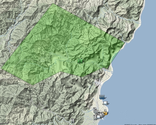 Taiwan Tourist Map