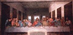 Last Supper (restored)