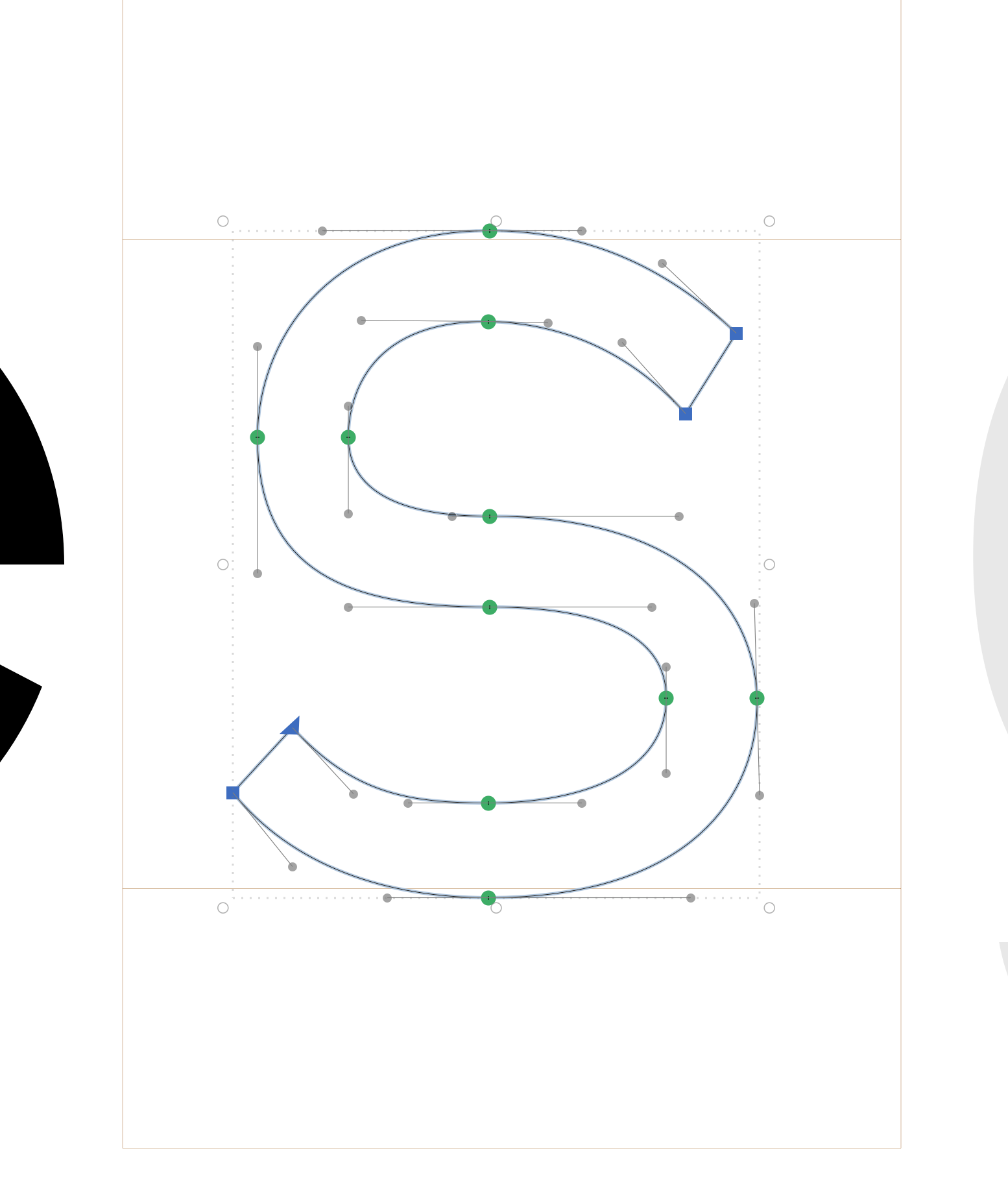 Designing S is painful