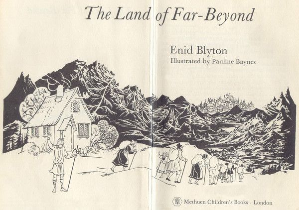 The Land of Far Beyond cover