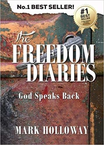 Freedom Diaries book