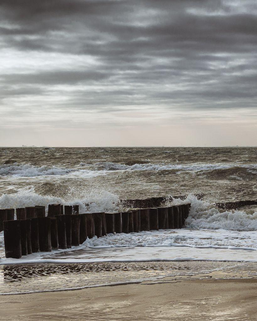 zoutelande waves