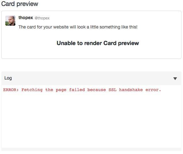 Card Validator - Fehler