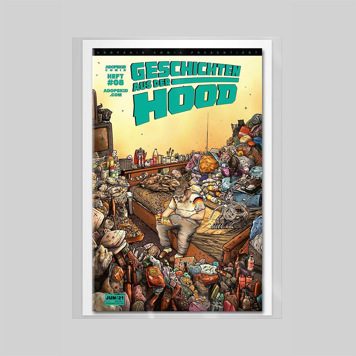 Geschichten aus der Hood Standard Cover
