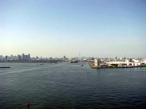 Tokyo Port Japan