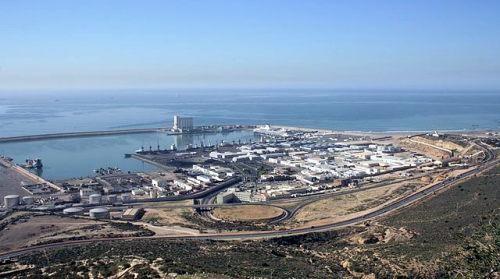 Port Of Agadir Morocco