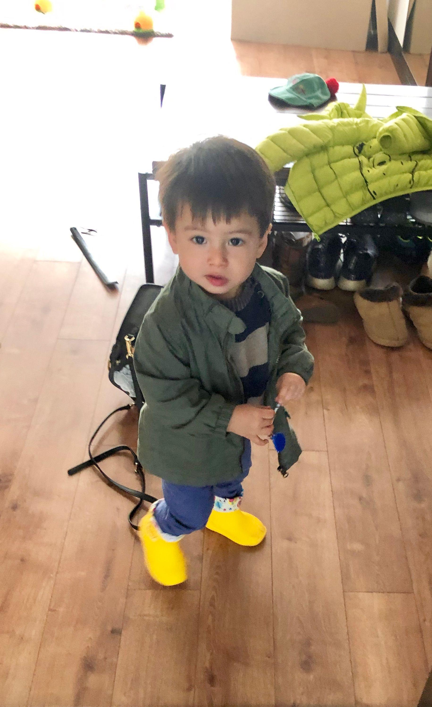 eli prepared for puddles - riyuehaoting