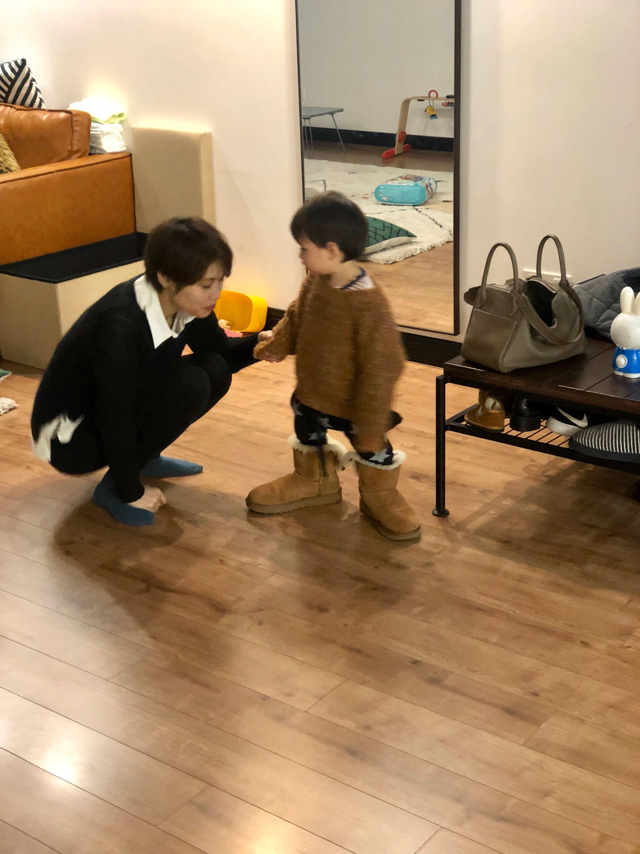 mama's boots - riyuehaoting
