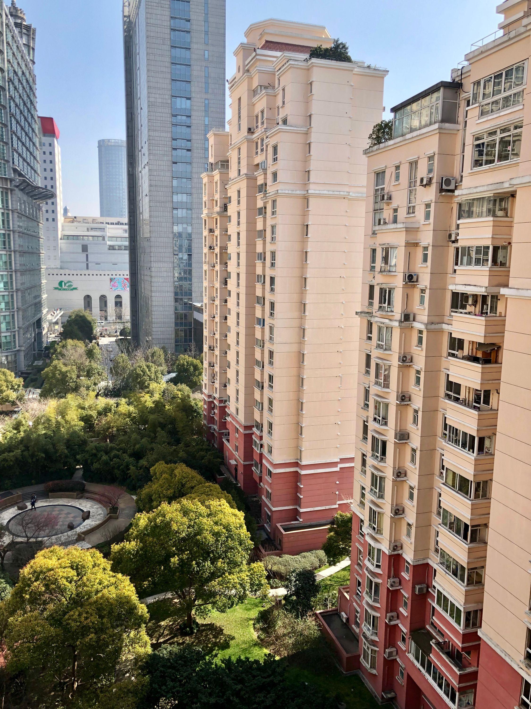 apartment shopping - lujiazui