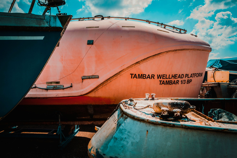 tamber wellhead platform