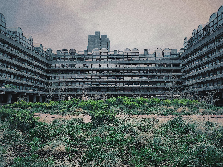 barbican gardens