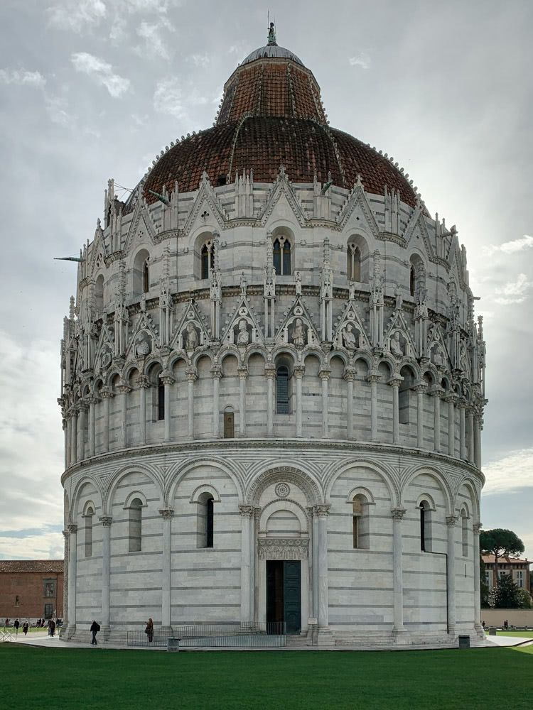 The Baptistry of St.John