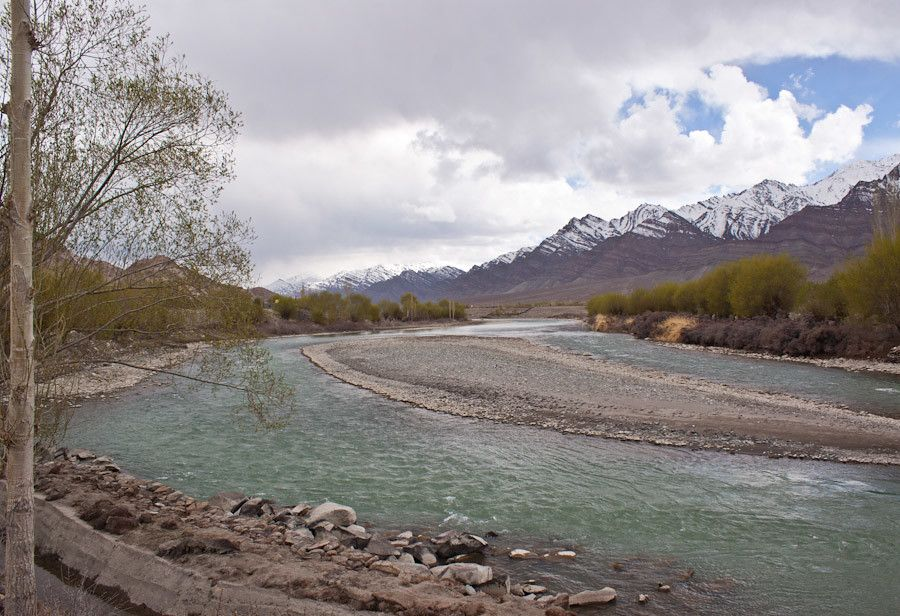Somewhere in Ladakh