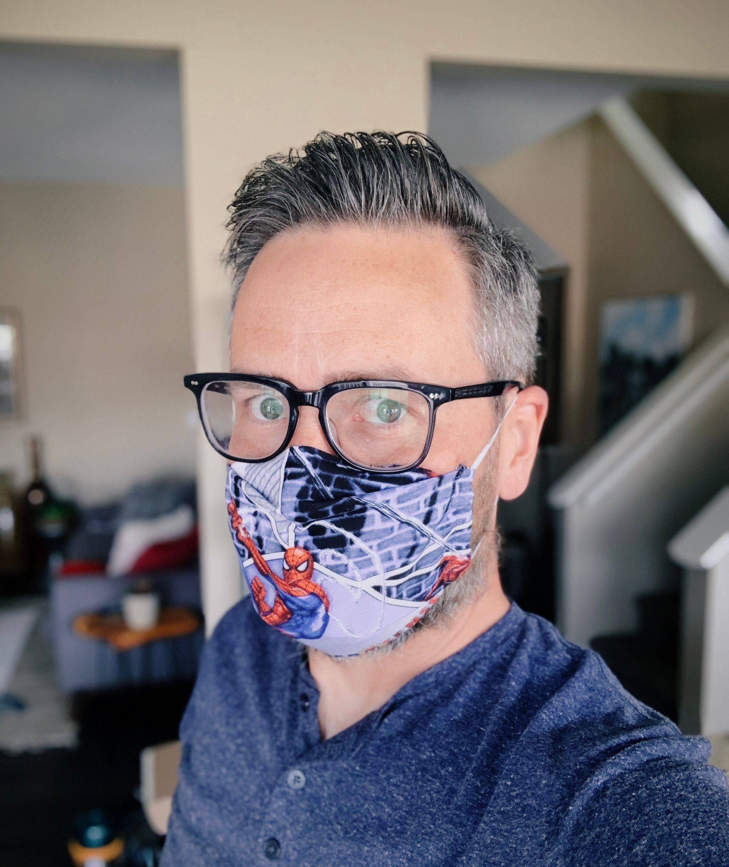 awesome spider-man mask