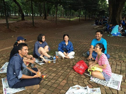 Jakarta park
