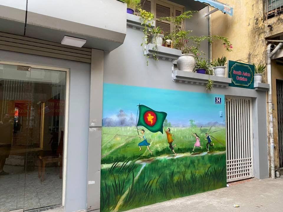 Bangladesh in Hanoi