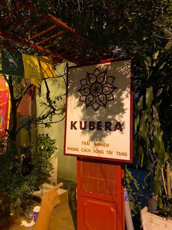 Tibetan shop in Saigon