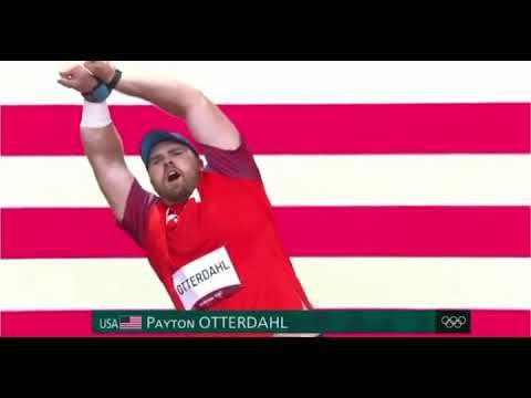 Payton Otterdahl in the super Franky pose