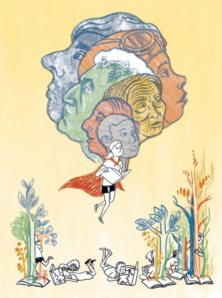 Art by Andrea Tsurumi for Kevin Kelly's letter