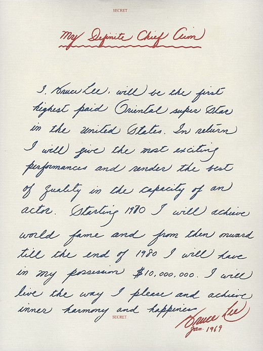Original Letter