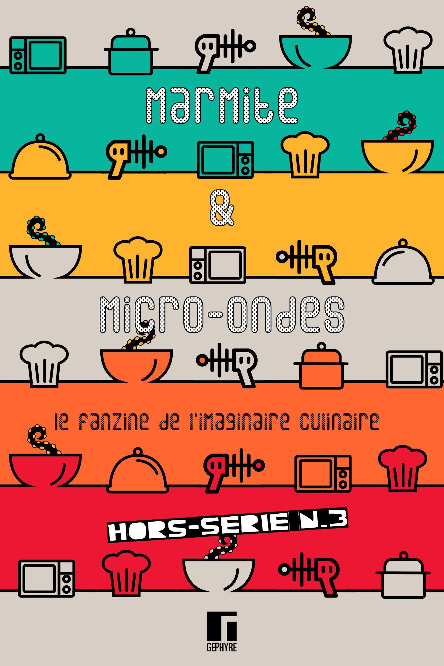 La couverture du Hors Série n°3 (voir plus bas)