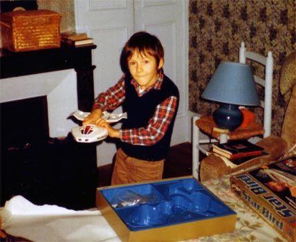 L'auteur, venant de déballer son nouveau jouet préféré pour pas mal d'années.