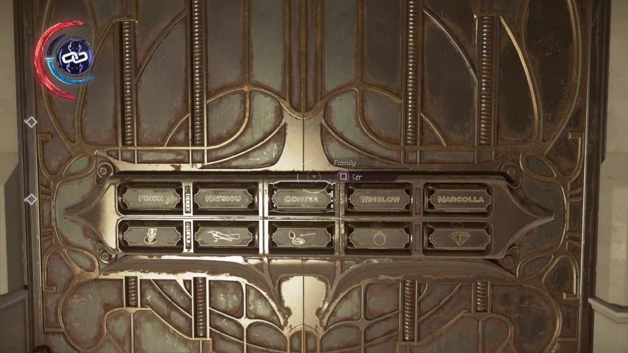 The Jindosh Lock puzzle
