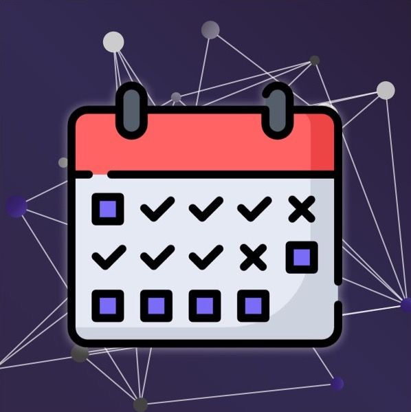An icon for the Daily Notes button.