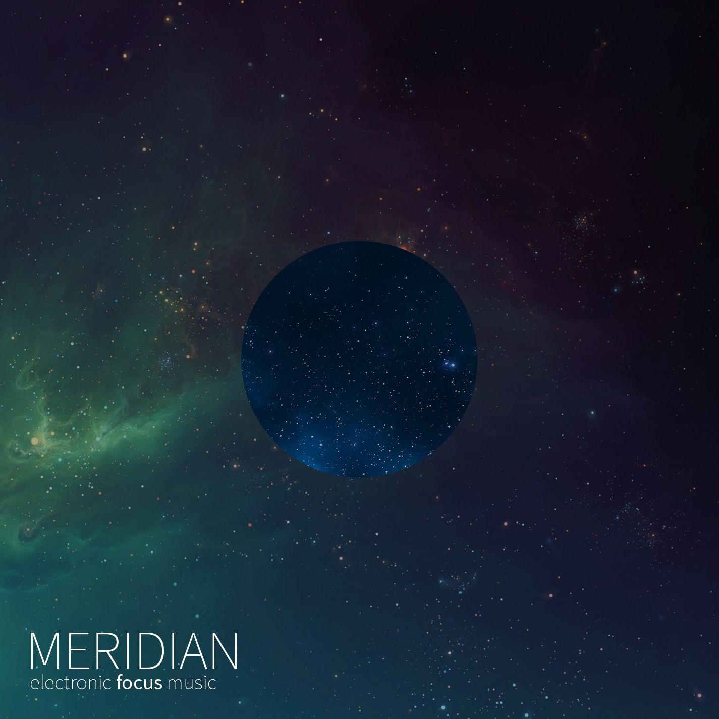 Meridian's album cover