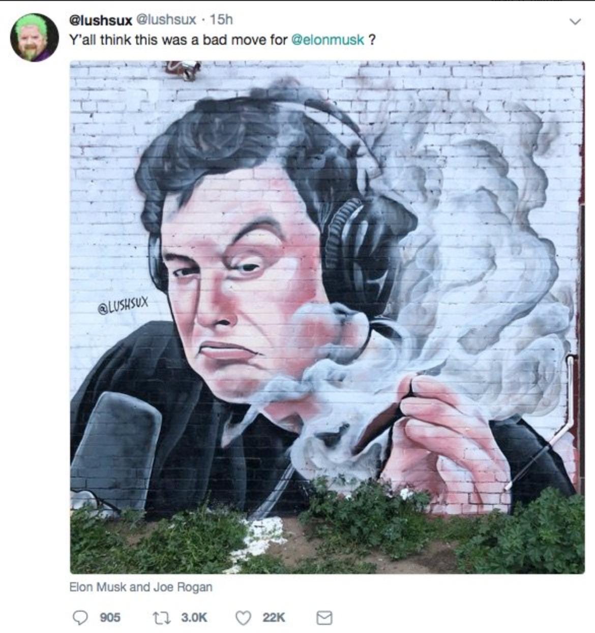 Elon Mural