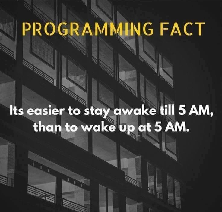Programming Fact