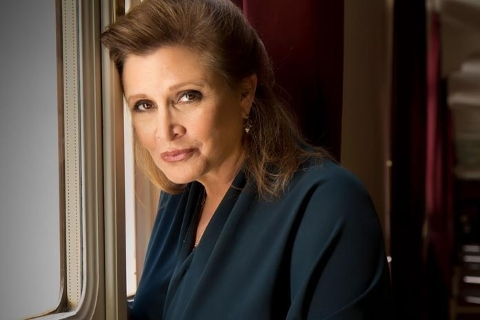 R.I.P. Carrie Fisher