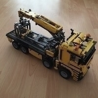 Crane Truck 42009 C-Model