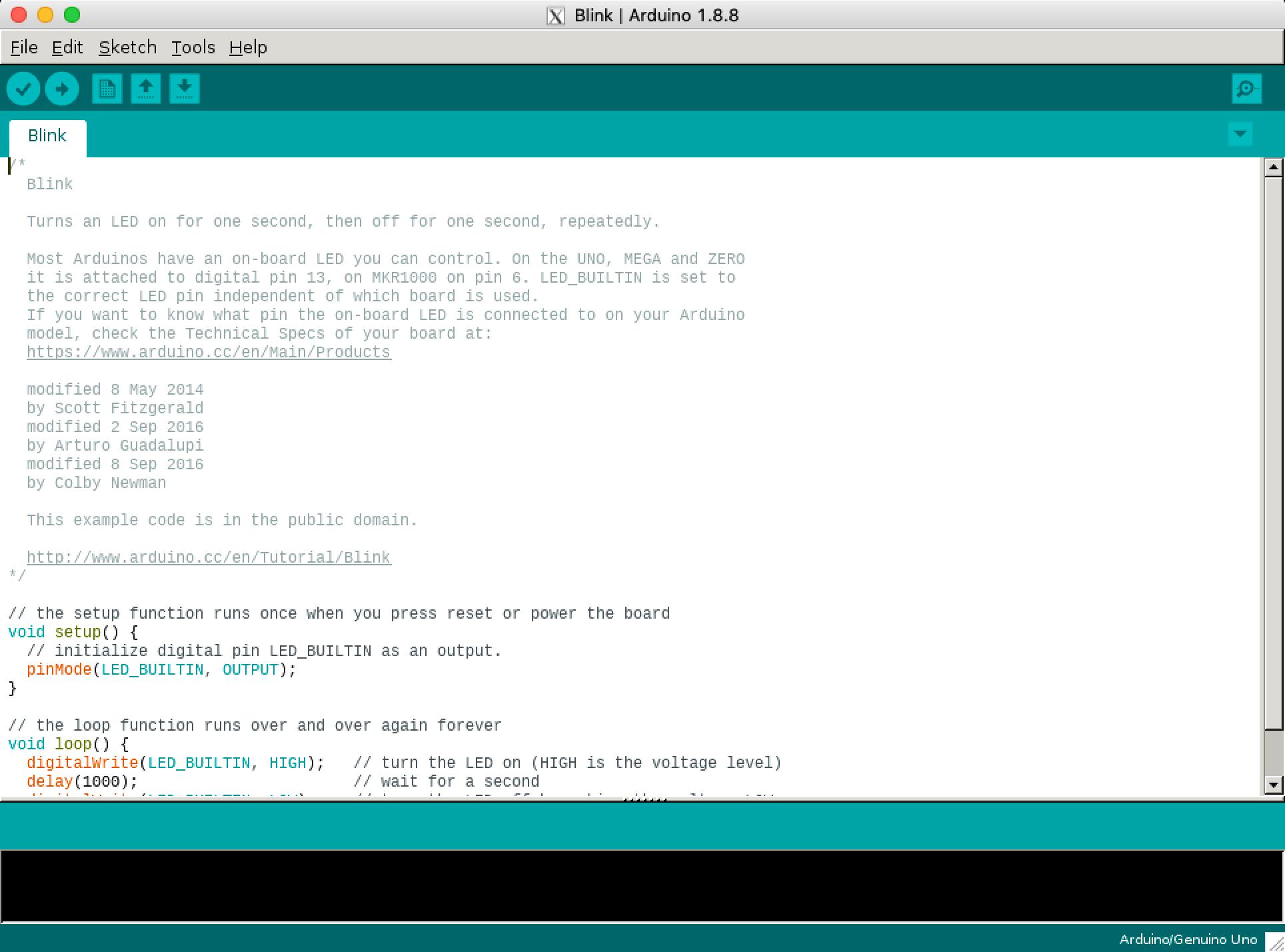 Arduino IDE via X11 forwarding