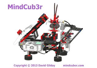 MindCub3r for LEGO MINDSTORMS EV3