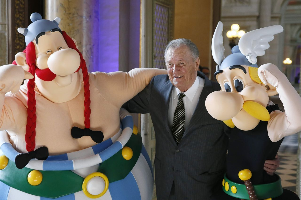 uderzo passed away at the age of 92