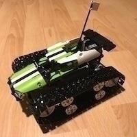LEGO Set 42065-1 - RC Tracked Racer