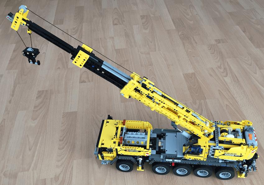 42009-1 - Mobile Crane MK II