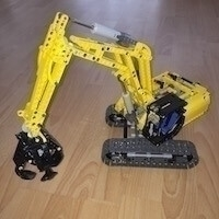 Excavator - 42006-1