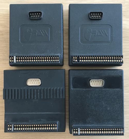Set of ZX Spectrum Joystick Interfaces