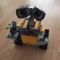 Wall-E - 21303-1
