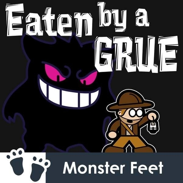 Eaten by a Grue Cover