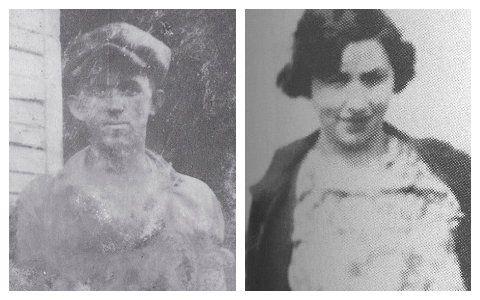 Claude Deeter et Mary Ball