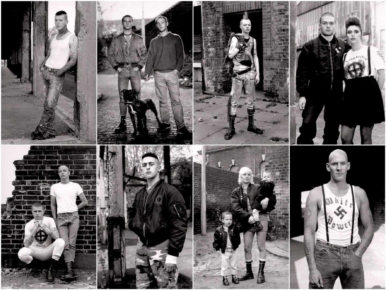 REECE, SEAN & IAN, MOUSE, ÉRIC & SABINE, PUFF et TOMMY, BOZO, BARRY & JANETTE & ROY, NICKY. Paris & Londres, 1988