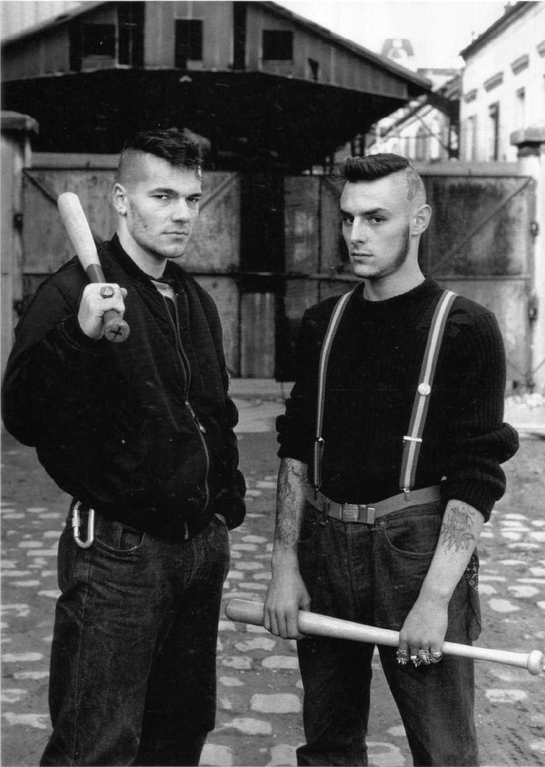 RANX & JEFF. Paris, 1988